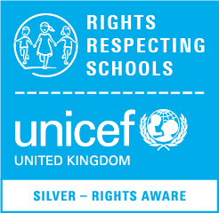 Unicef Silver - Rights Aware Rights Respecting Schools Award (RRSA) award